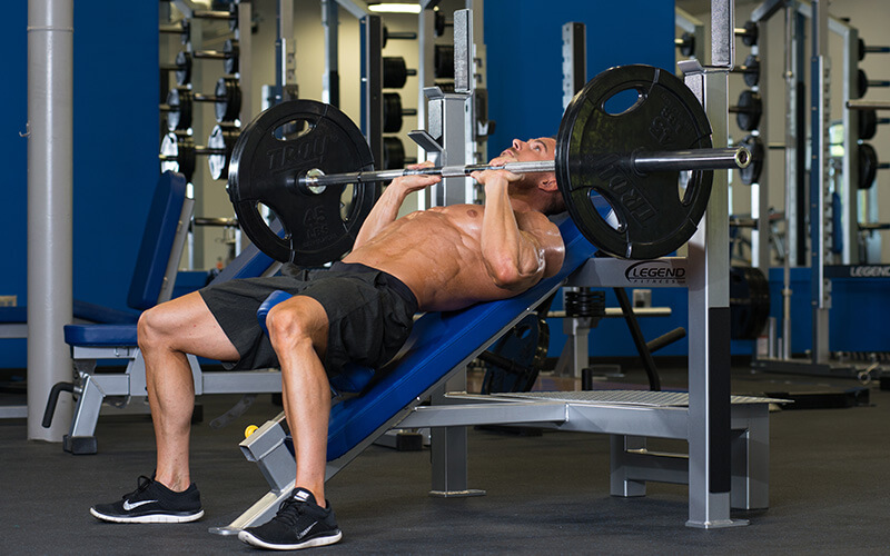 4 Barbell Exercises to Build Better Tricep Strength.