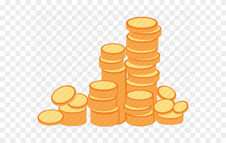 Coins Clipart Wealth.