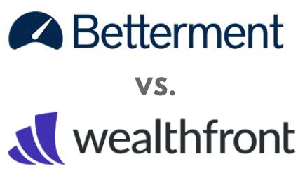 Betterment vs. Wealthfront.