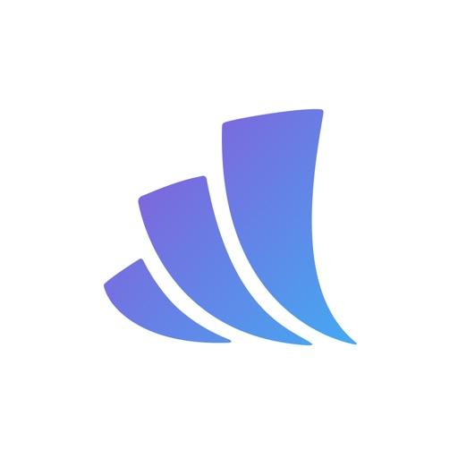 Wealthfront App for iPhone.