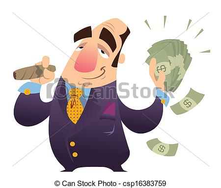 Rich man Illustrations and Clipart. 9,890 Rich man royalty free.