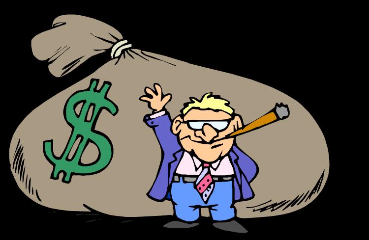 Politician clipart rich, Politician rich Transparent FREE.
