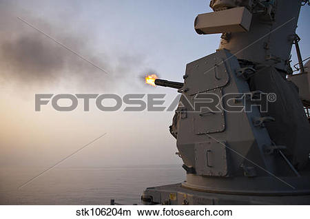 Stock Photo of An MK.