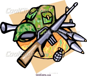 Weapons Clip Art Free.