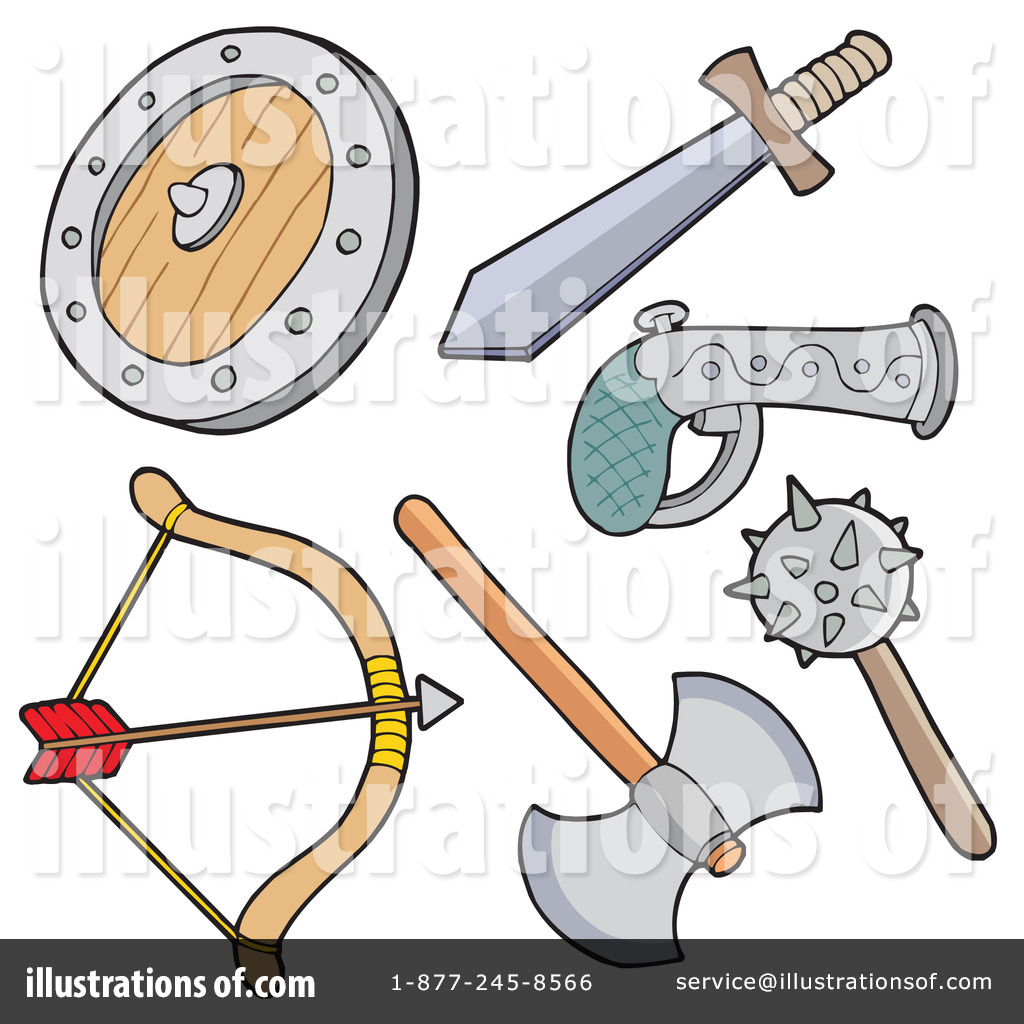 Weapons Clipart & Weapons Clip Art Images.