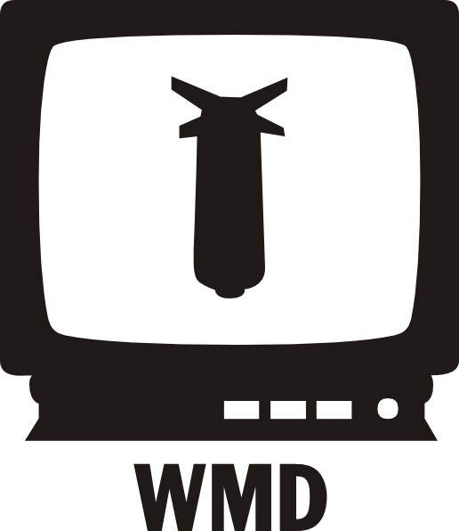 Media As Wmd Wepaons Of Mass Destruction Clip Art at Clker.com.