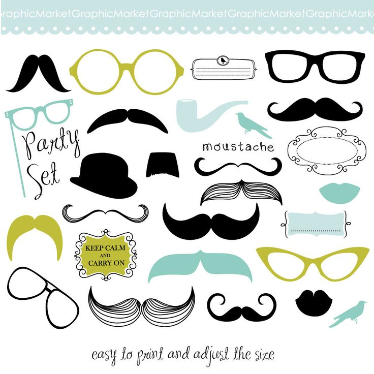 Free Fury Mustache Cliparts, Download Free Clip Art, Free.
