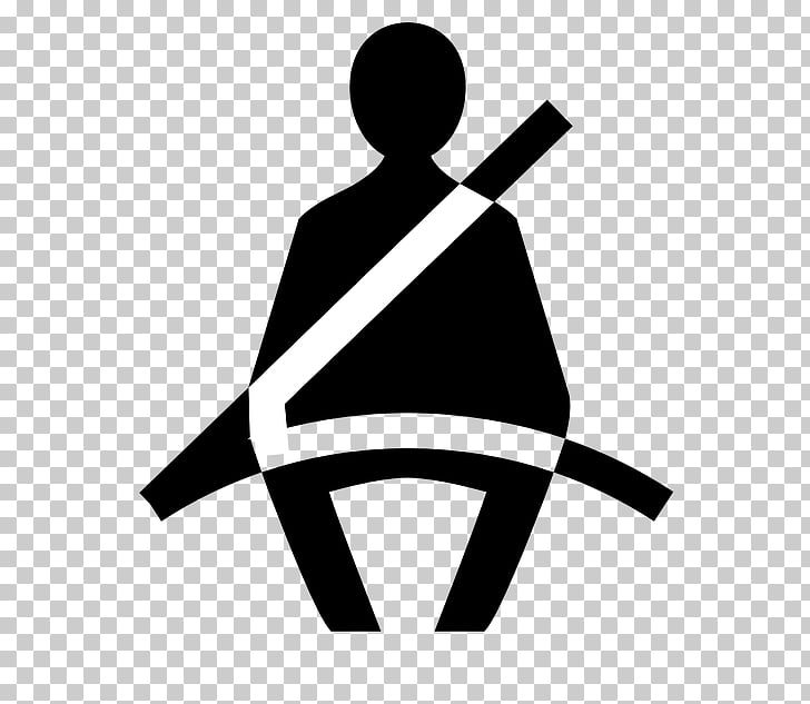 Car Seat belt Safety , car PNG clipart.