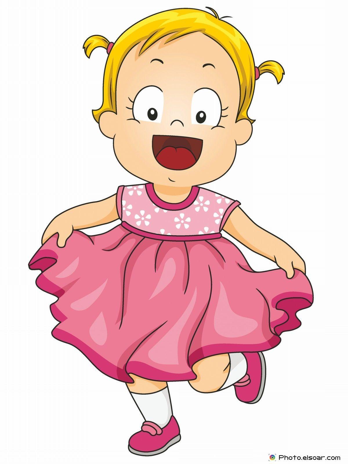 Wearing dress clipart 1 » Clipart Portal.