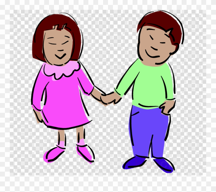 Kid Wearing Clean Clothes Clipart Children\'s Clothing.
