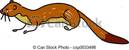 Weasel Illustrations and Clip Art. 377 Weasel royalty free.