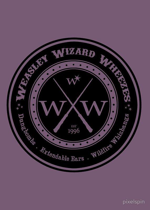 Weasley Wizard Wheezes Logo\