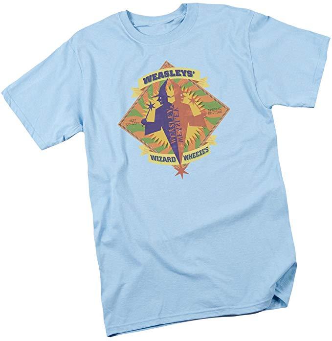 Amazon.com: Warner Bros Weasleys\' Wizard Wheezes Logo.