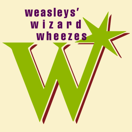 Weasleys\' Wizard Wheezes.