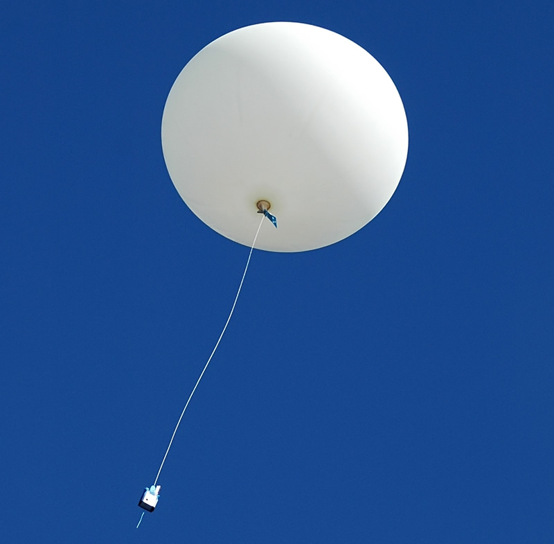 300g Sounding Balloon #445874.