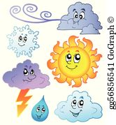 Weather Clip Art.