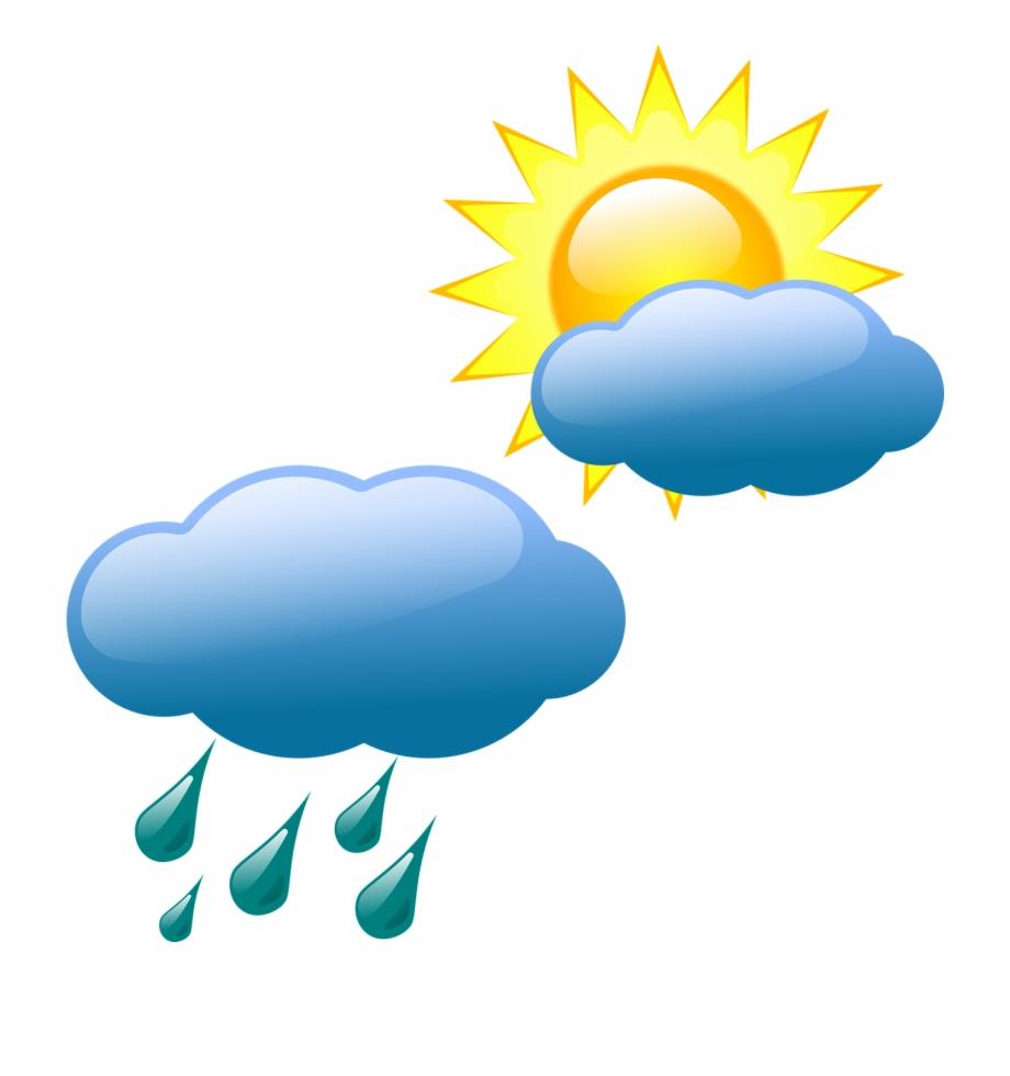 Weather Forecasting Symbol.