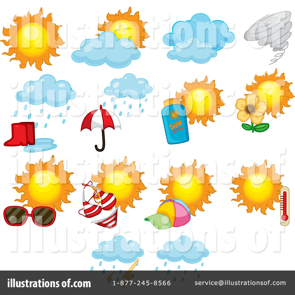 Weather Clip Art For Kids.