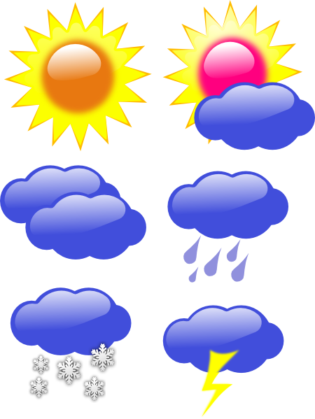 Free Weather Clipart For Teachers Clipartsgram.