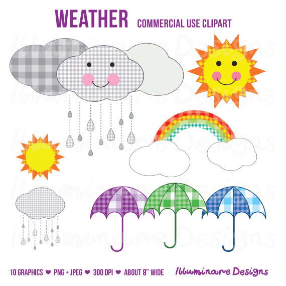 Weather Clip Art Free.