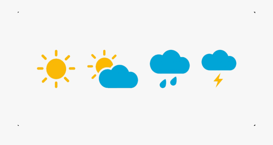 Border Clipart Weather.
