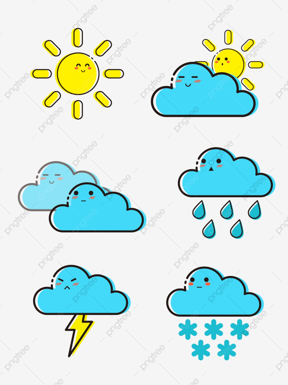 Weather Icon, The Weather, Icon, Weather Forecast PNG.