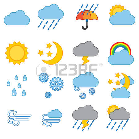 15,409 Weather Information Stock Illustrations, Cliparts And.