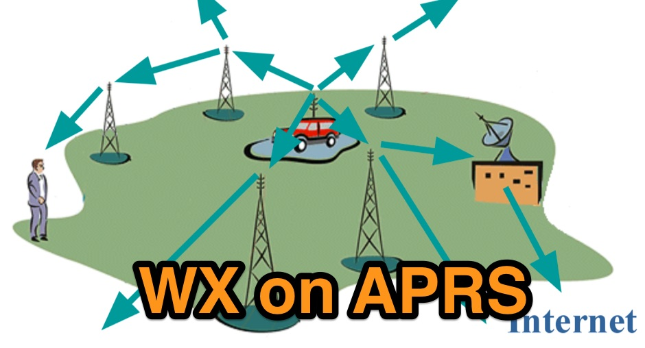 Using APRS to Report Weather Observations : resource detail.