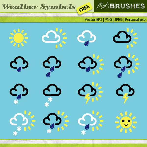 Weather Observation Clipart Clipground