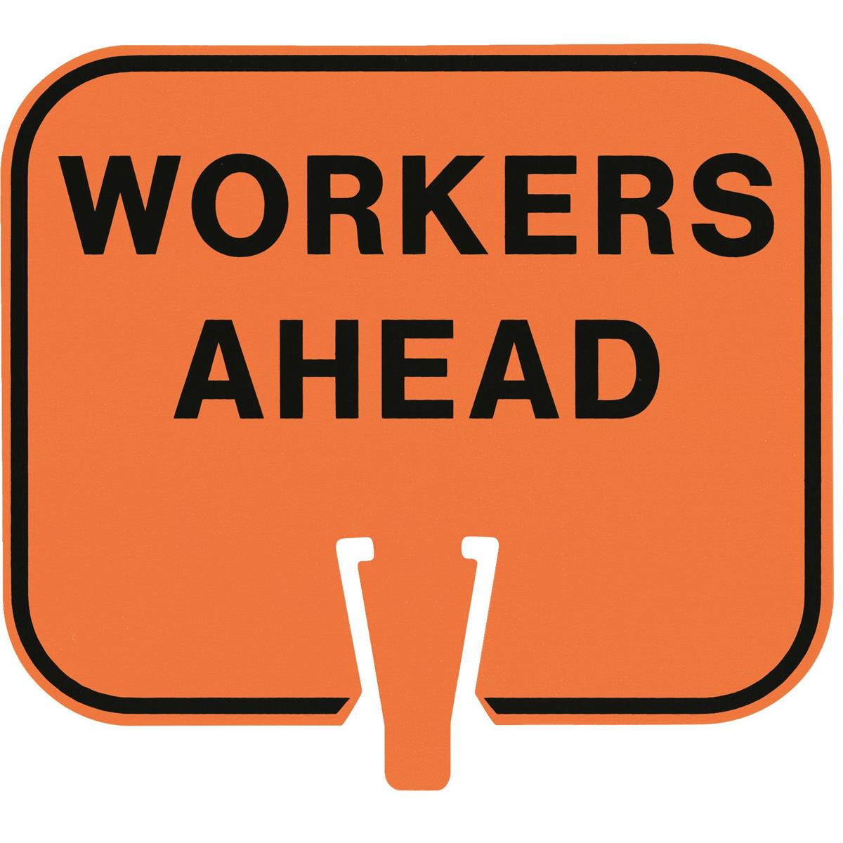 """Workers Ahead"""" Weather."""