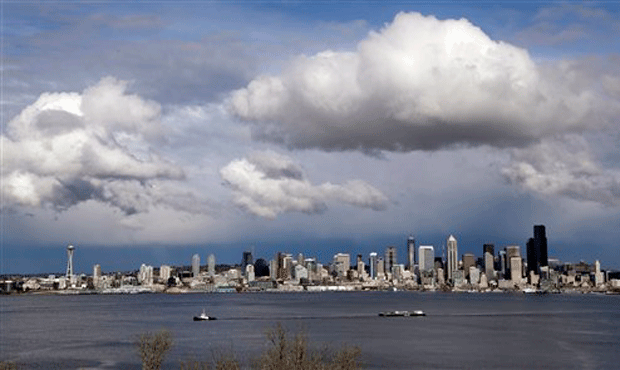 Unseasonably warm November on par with Seattle weather in 2080.