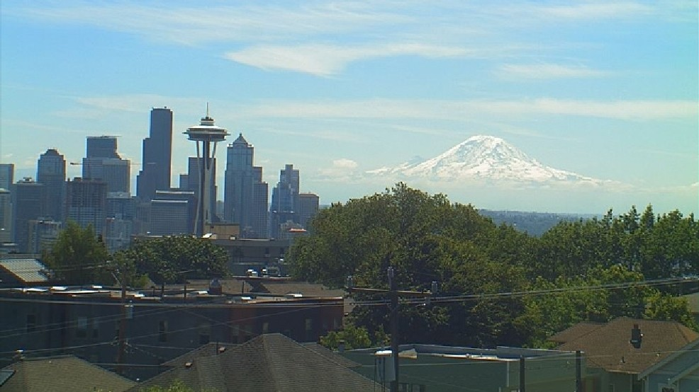 June ends with some peculiar weather statistics for Seattle.