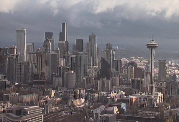 Cliff Mass Weather Blog: When sun in Seattle is good sign for snow.