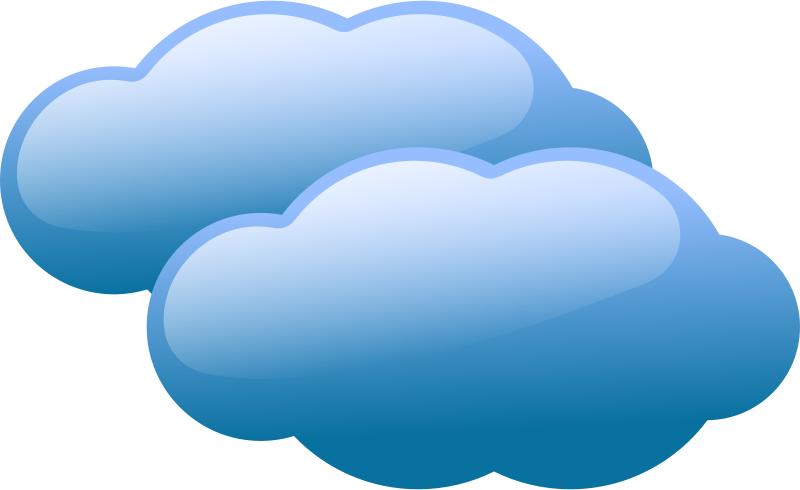 Free Clipart: Weather symbols 3.