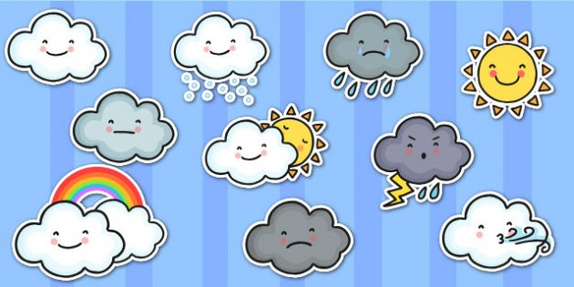 Free Weather Symbols, Download Free Clip Art, Free Clip Art.