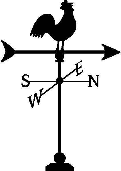 weather vane clipart clipground