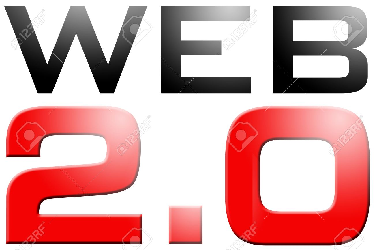 Web 2.0 Unofficial Logo Stock Photo, Picture And Royalty Free.