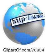 Web Address Clip Art Free.