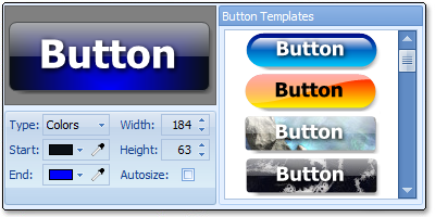 Button Shop enhances your website with elegant web buttons!.