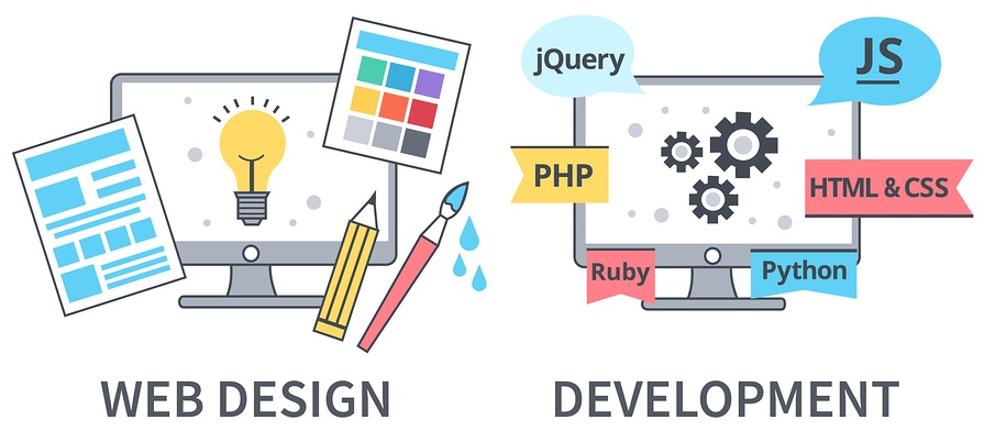 What is the Difference Between Web Design and Web Development?.