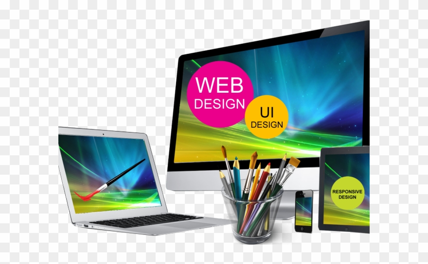 Web Design Clipart Multimedia.
