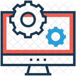 Web Development Icon.