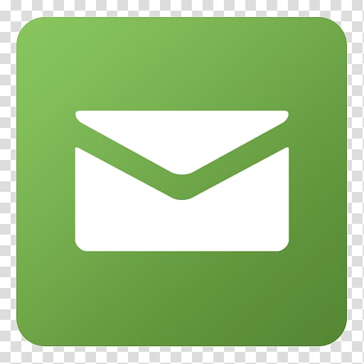 Green envelope logo, Computer Icons Email Gmail World Wide.