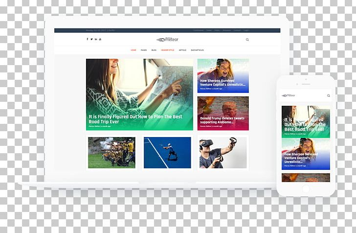 Template Page Layout Web Page Joomla PNG, Clipart, Brand.