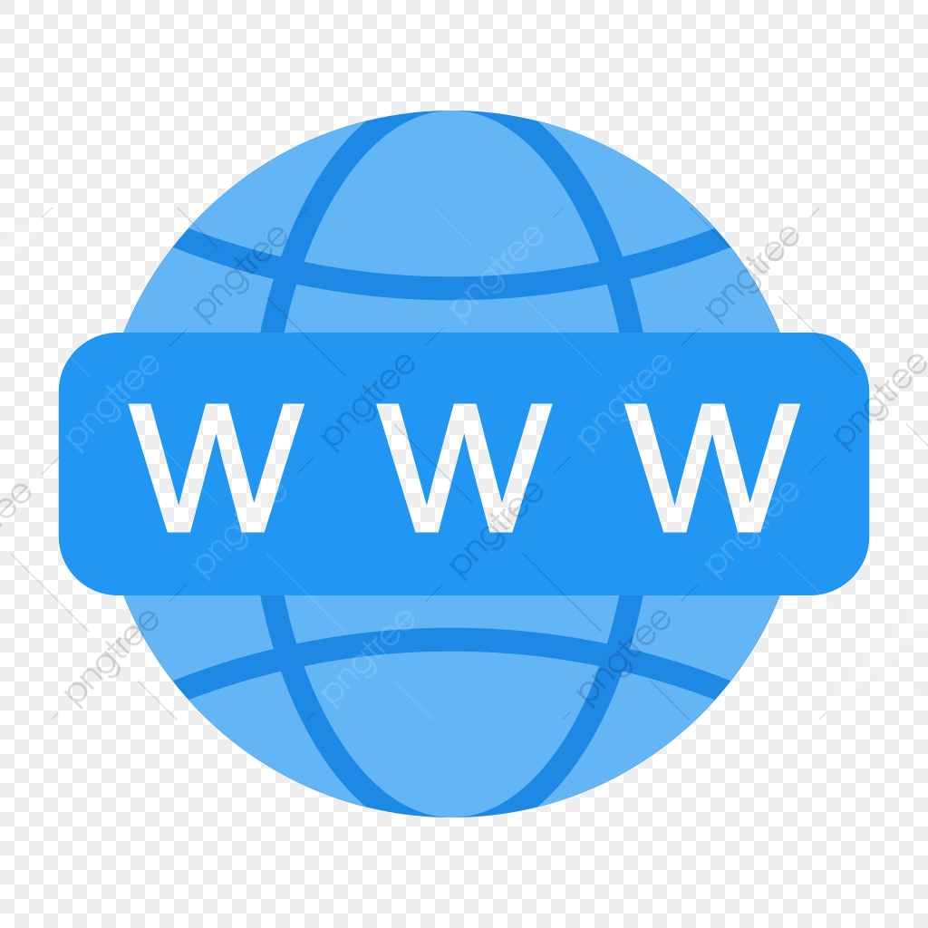Web Search Vector Icon, Www Icon, Web Icon, Search Icon PNG.