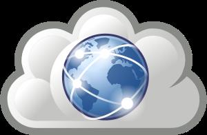 Web services host.