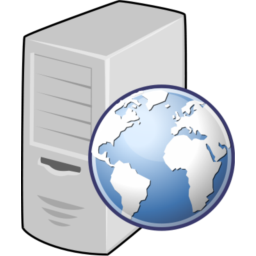 Web Server Clipart.