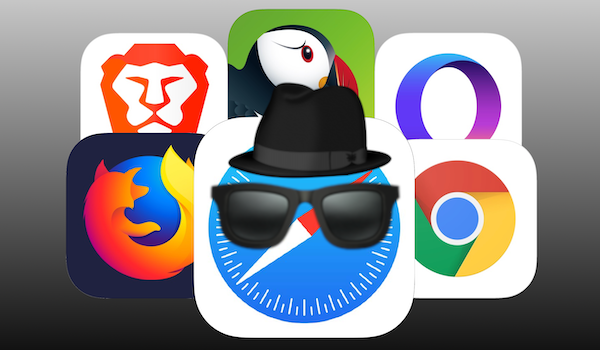 Is Safari the most private browser for iPhone and iPad.