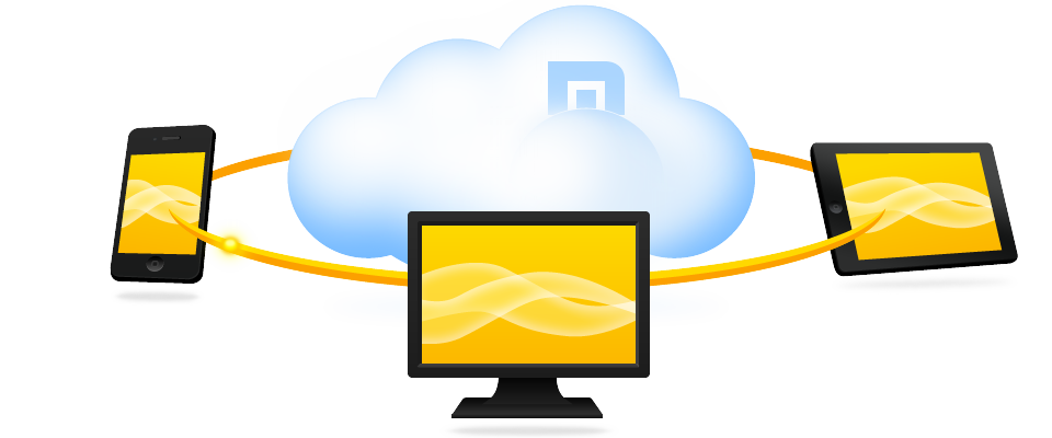 Maxthon 4 Cloud Browser.
