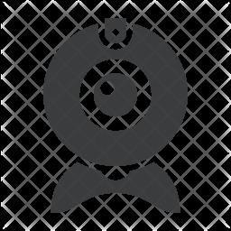 Webcam Icon.